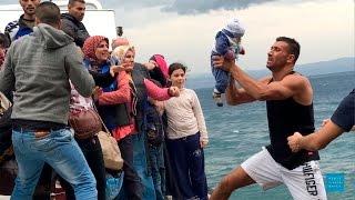 Download Desperate Journey: Europe's Refugee Crisis Video