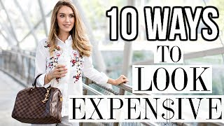 Download 10 WAYS TO ALWAYS LOOK EXPENSIVE | Shea Whitney Video