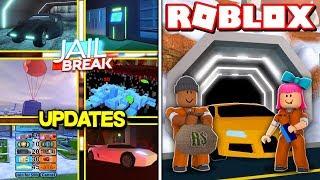 ROBLOX JAILBREAK *WINTER* UPDATE FULL REVIEW + NEW CODE! Free