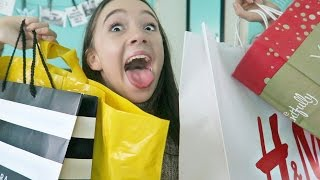 Download Delirious BLACK FRIDAY Haul (H&M, F21, Sephora, Brandy, PacSun) | Fiona Frills Video