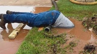 Download Viral Plumber Who Dove Into Sewer to Fix Pipe Gets Free Jeans For a Year Video
