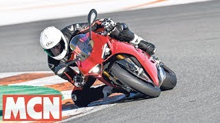 Download Ducati Panigale V4 | First Rides | Motorcyclenews Video