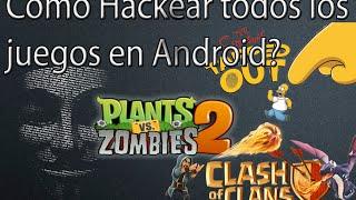 Download Como Hackear todos los juegos en Android? 100% Seguro Video
