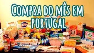 Download COMPRA DO MÊS EM PORTUGAL - OUTUBRO Video