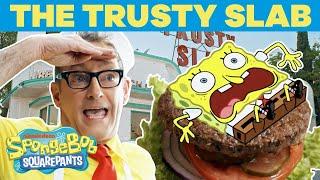 Download Trusty Slab 🍔 SPONGEBOB'S BIG BIRTHDAY BLOW OUT 🎉 SpongeBob Video