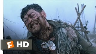 Download Deathwatch (2002) - Living Barbed Wire Scene (9/11) | Movieclips Video