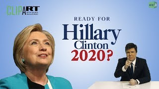 Download Ready for Hillary 2020? ClipArt with Boris Malagurski Video