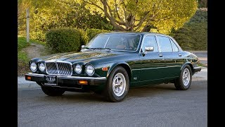 Download 1986 Jaguar XJ6 Series 3 Sedan | 4K Overview and Test Drive Video