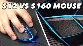 Download $12 Mouse Vs. $160 Mouse: We Try Cheap Vs. Expensive Gaming Mice in Fortnite Video