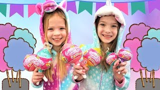 Download A Toy Spy Cotton Candy Cuties Party! Video