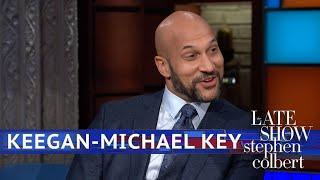 Download Keegan-Michael Key Has Wept With Stephen Video