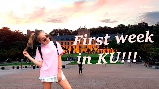 Download Korea University : First Week!!!!!!!! Video