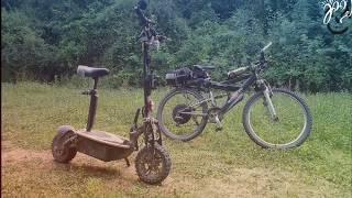 Download CHAOS 1600w power board electric scooter and 1000w e bike - 0xy2cin 3E8D Video