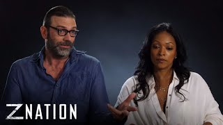 Download Z NATION | Get To Know The Z Slayin' Cast | SYFY Video