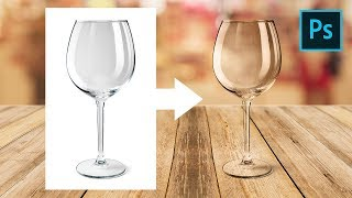 Download Select Transparent Stuff with Blend Modes! - Photoshop Tutorial Video