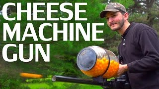 Download How To Make A Cheese Ball Machine Gun - NightHawkInLight Video