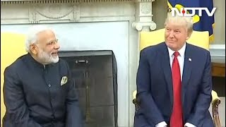 Download Will Say Lots After Meeting President Trump, Says PM Modi Video