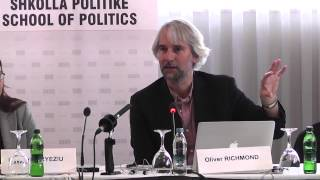 Download Oliver Richmond- Peace-building and State-building [06.03.2015] Video