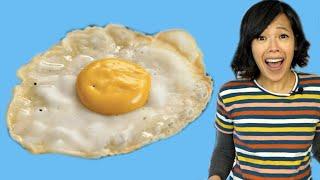 Download How to Make an EGG FRUIT Vegan FRIED EGG - Will it taste like egg? Video