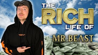 Download Mr Beast | The Rich Life | FORBES 2019 ( Money Spent, Money Earned, Money Given Away ) Video