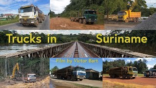 Download Trucks in Suriname, Film by Victor Bart [4K] Video