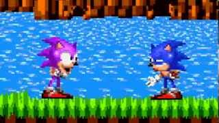 Download Sonic Meets Original Fan Characters Video