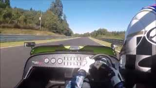 Download Caterham 620R - Nurburgring Video