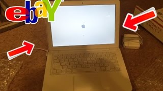 Download Unboxing Old MacBook from eBay! How to buy laptop cheap! Video