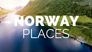 Download 10 Best Places to Visit in Norway - Travel Video Video