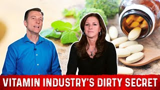 Download The Vitamin Industry's Dirty Little Secret Video