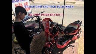Download LẶT LÁ MAI 1 NGÀY CÓ TIỀN ĐỘ XE XMEN ĐỘ PHIÊN BẢN R15  DƯƠNG THÀNH LỘC Video
