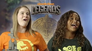 Download '90's Kids vs. Today's Kids: Hidden Temple Challenge // Presented By BuzzFeed & Nickelodeon Video