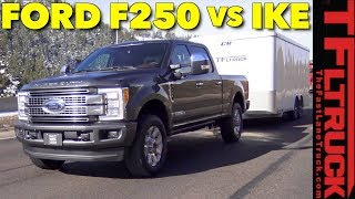 Download 2018 Ford F-250 Diesel takes on the World's Toughest Towing Test! Video