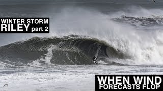 Download Winter Storm Riley Pt. 2 | When Wind Forecasts Flop Video