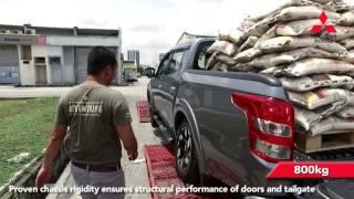 Download Triton Ladder Frame Durability Test Video Video