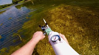 Download BOWFISHING AIR CANNON!!! (WARNING do not try this at home) Video