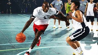 Download Kobe Bryant plays 1-on-1 with young China players back at 2014 Nike RISE Campaign Video
