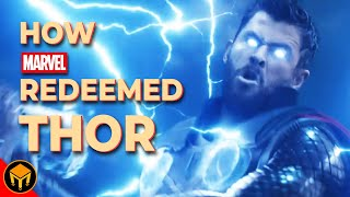 Download How MARVEL Redeemed THOR Video