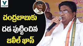 Download TDP MLA Jaleel Khan Controversial Comments On Nandyal By Election - Vaartha Vaani Video