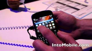 Download Hands-on the BlackBerry Bold 9900 - BB 7 OS, NFC, thinnest Bold yet Video