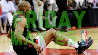 Download NBA Daily Show: May 25 - The Starters Video