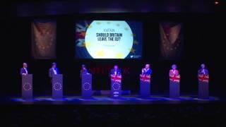 Download The Spectator Debate: Should Britain leave the EU? Video