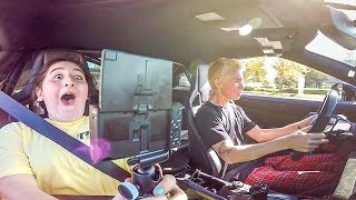 Download KIDS REACT TO 1000HP GTR LAUNCH! Video
