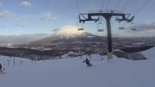 Download Rocket Fish HP in Niseko (GentemStick / Taro Tamai SnowSurf Design) Video
