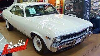 Download Sleeper 1968 Chevrolet Nova 454 Big-block V8 Four-speed 3.73 Gears Video
