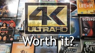 Download Which 4K UHD Bluray is Worth it? Video