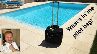 Download What's in the Pilot bag? Video