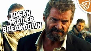 Download Logan Trailer Breakdown! (Nerdist News w/ Jessica Chobot) Video