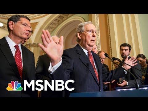 Senate GOP Looks to Include Obamacare Mandate Repeal In Tax Bill | MSNBC