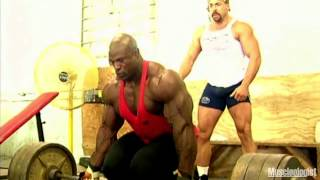 Download Ronnie Coleman Deadlifts 800 Pounds Video